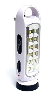 Lampara Emergencia Recargable Led Reflec Linterna 70112 /e