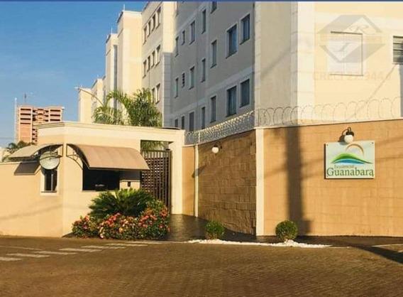 Apartamento Com 2 Dormitórios À Venda, 47 M² Por R$ 75.552,02 - Jardim Terra Branca - Bauru/sp - Ap5364
