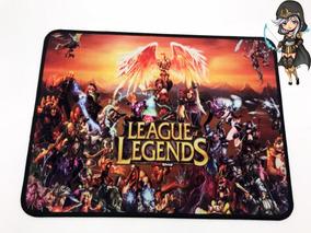 Mouse Pad Do League Of Legends. Lol.
