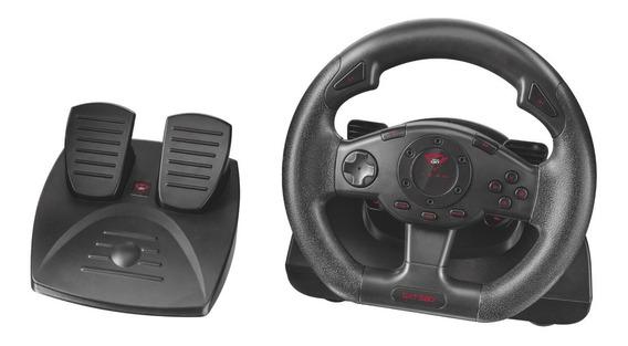 Volante Trust Gaming Gxt 580 Pedales Vibracion Pc Ps3 Cuotas