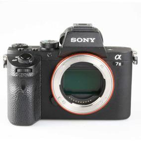 Câmera Mirrorless Alpha A7ii Fullframe Corpo