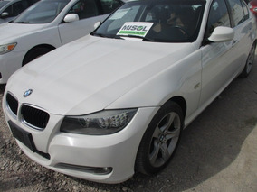 Bmw Serie 325i Exclusive Navi , Color Blanco, Modelo 2012