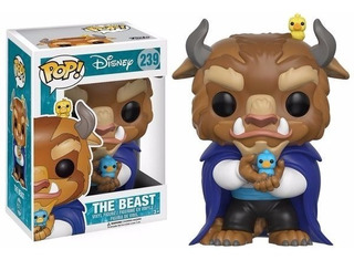 Funko Pop The Beast 239 Beauty &the Beast Disney Nuevo