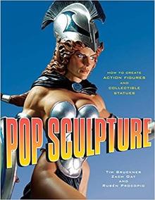 Pop Sculpture Em Pdf,frete Gratis+video Esculpir Uma Cabeça