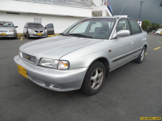 Chevrolet Esteem 1600c Full