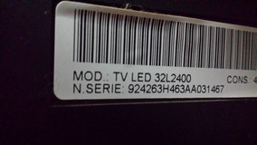 Pci Tv Semp 32l2400