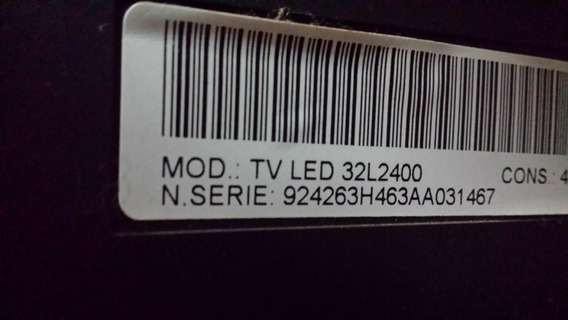Pci Tv Semp 32l2400