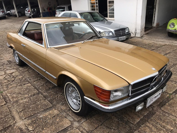 Mercedes Bens 450 Slc 8 Cilindros Ano 1975