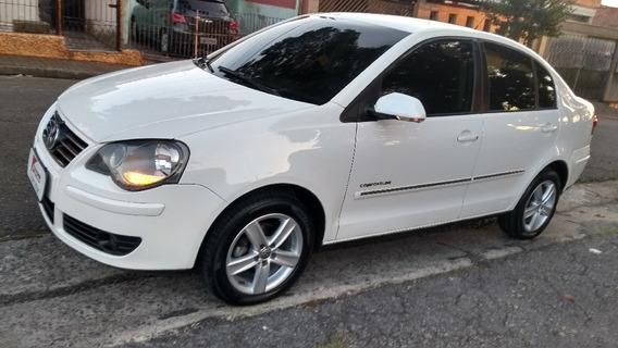 Volkswagen Polo Sedan Polo Sedan 1.6 Mi Total Flex 8v 4p Fl