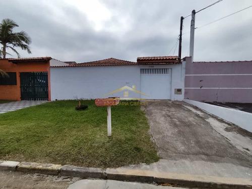 Imagem 1 de 17 de Casa Com 3 Dorms, Campos Elíseos, Itanhaém - R$ 270 Mil, Cod: 1507 - V1507
