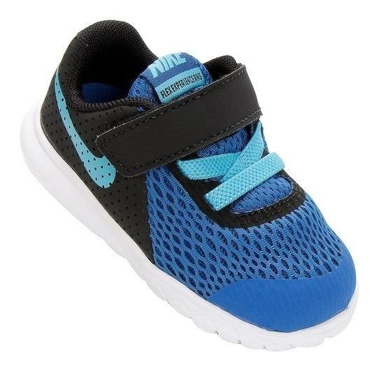 Tênis Nike Flex Experience 5 - Infantil Azul - Original