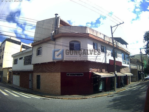 Imagem 1 de 2 de Locação Predio Comercial Santo Andre Campestre Ref: 36768 - 1033-2-36768