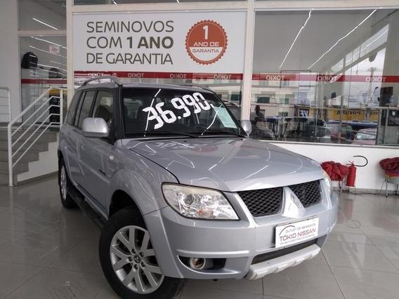 Pajero Tr4 2.0 4x4 16v 140cv Flex 4p Automatico 2012/2012