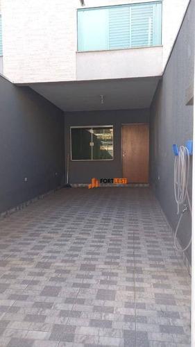 Imagem 1 de 13 de Sobrado Com 3 Dormitórios À Venda, 140 M² Por R$ 460.000,00 - Chácara Belenzinho - São Paulo/sp - So0015