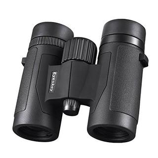 Eyeskey 8x32 Prismaticos Compactos Por Highdefinition Lens Y