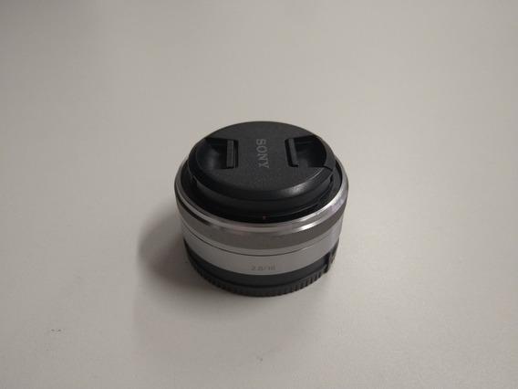 Lente Sony 16mm F2.8