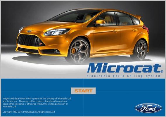 Catálogo Eletrônico De Peças Ford 01/2018