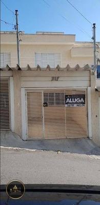 Casa Com 2 Dormitórios Para Alugar, 90 M² Por R$ 2.000/mês - Vila Boa Vista - Barueri/sp - Ca0723