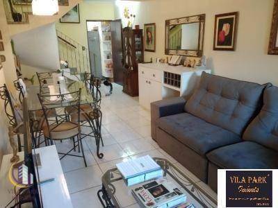 Sobrado Com 3 Dormitórios À Venda, 140 M² Por R$ 650.000 - Bela Vista - Osasco/sp - So0636