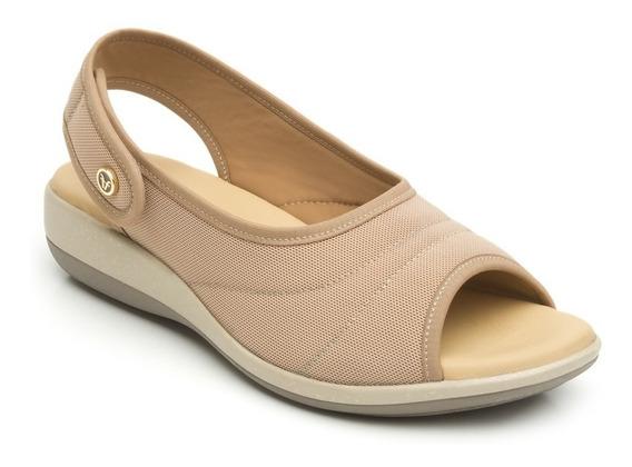 Calzado Zapato Sandalia Flexi Dama 34917 Beige Pv21