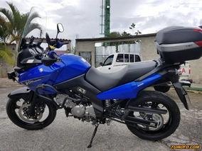 Suzuki Dl 650 V-stron 501 Cc O Más