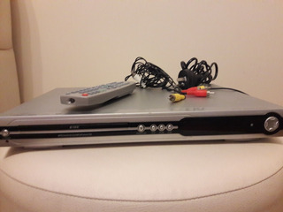 Reproductor Dvd Dx-101 Mpeg4 Player
