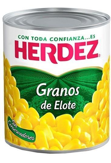 Grano De Elote Herdez 2.9 Kgr