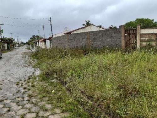 Imagem 1 de 7 de Terreno De Esquina Murado E Aterrado Em Itanhaém - 6574 Npc