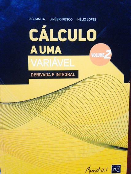 Livro De Engenharia Civil Cálculo A Uma Variável N-2