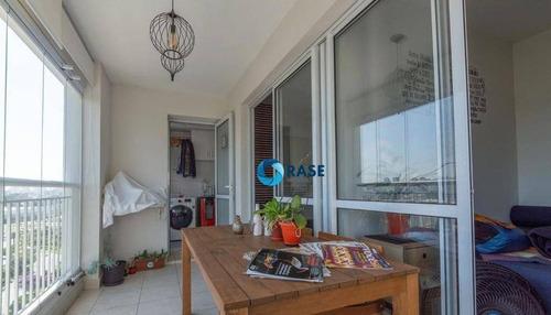 Apartamento Com 2 Dormitórios À Venda, 65 M² Por R$ 560.000 - Jardim Dom Bosco - São Paulo/sp - Ap12239
