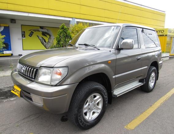 Toyota Prado Sumo Gx 2.7 Mecánica 4x4