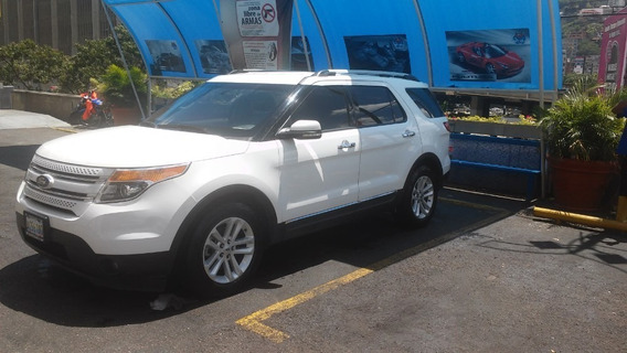 Camioneta Ford Explorer Limited Blindada 3 Plus Único Dueño