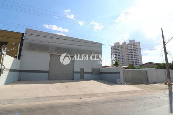 Galpão À Venda, 490 M² Por R$ 850.000,00 - Parque Industrial Paulista - Goiânia/go - Ga0135