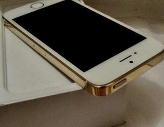 Celular iPhone 5s Banhado