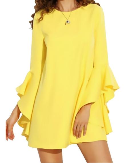 Vestidos Mujer Limonni Bennett Li1356 Cortos Elegantes Dama