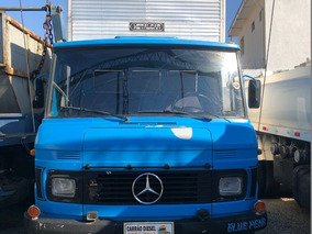 Mb 608 Ano 1986 Baú