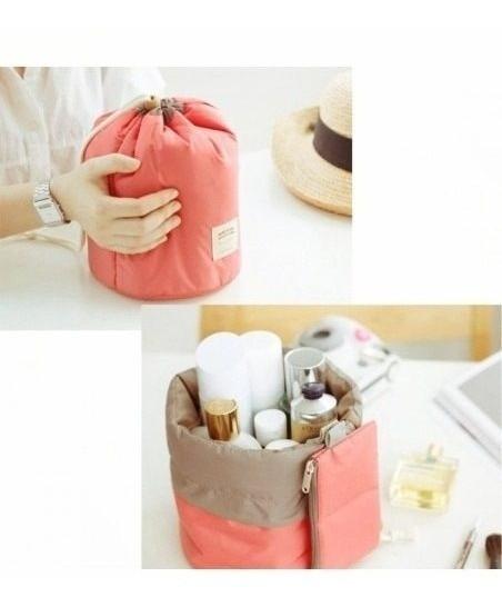 Organizador Neceser Roundbox Porta Cosmeticos Valija Viajes
