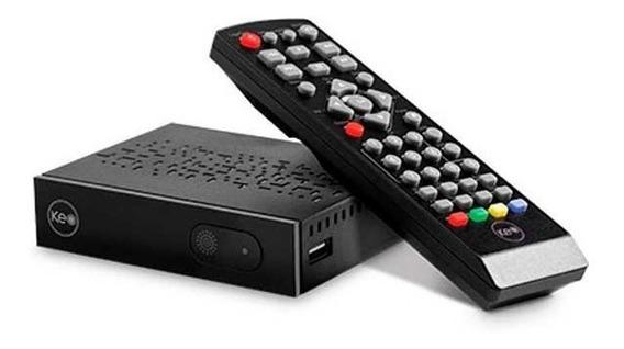 Conversor Digital Para Tv Com Gravador K 900 Keo Intelbras