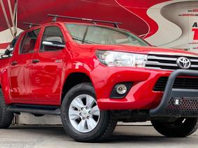 Toyota Hilux 2.7 Cabina Doble Sr 2017