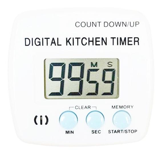 Timer Digital Reloj De Cocina De Juegos Megacuisine