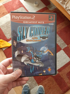 Sly Cooper Ps2