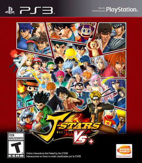 J-stars Victory Vs Ps3 Digital Gcp