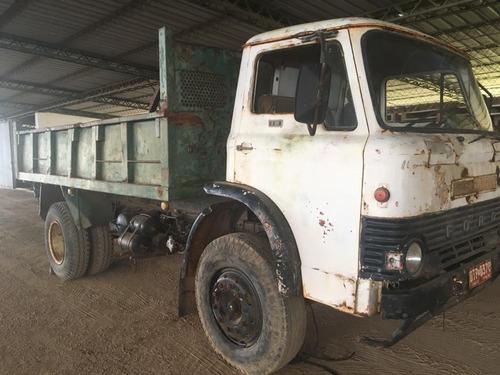 Camion Ford 1311 Volcadora