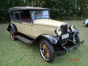 Chevrolet 1928 , Totalmente Original , Impecável E Completo