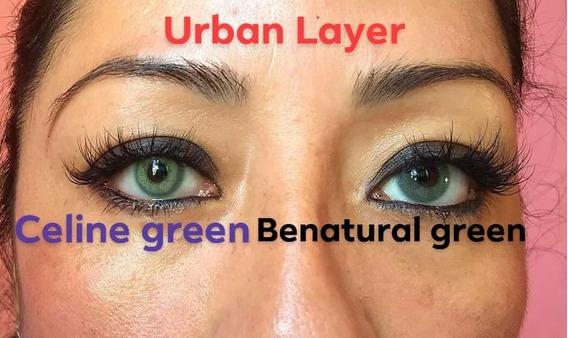 Pupilentes Urban Layer Variedad De Modelos Y Colores $400