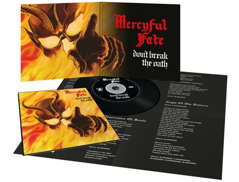 Cd Cd Mercyful Fate Don´t Break T Mercyful Fate