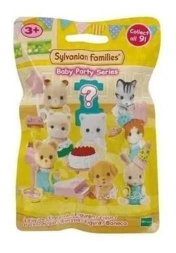 Sylvanian Families Bebê Surpresa Festa Epoch Magia