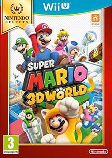 Juego Nintendo Wiiu Super Mario 3dworld