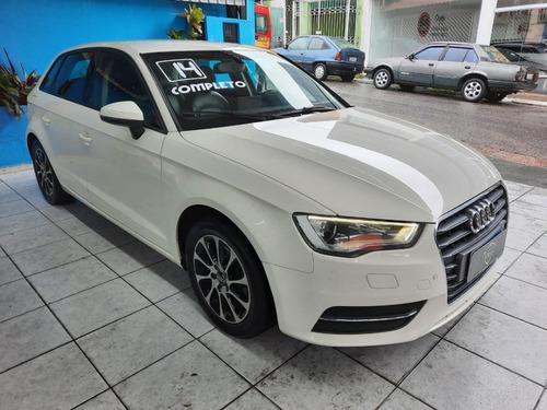 Audi A3 Sportback 1.4 Tfsi Automático 2014 Completo
