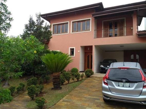 Casa Assobradada Para Venda Em Condomínio Fechado Parque Prado Campinas/sp. - So0464